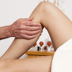 Manuelle Lymphdrainage bei reaktiv Physio