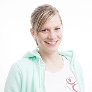 Physiotherapeutin Melanie Hein